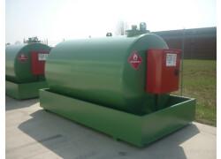Cisterne gasolio nuove 3000 e 5000 lt.