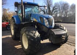 New holland   t7060 Usato