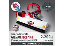 GIEMME  BCL 145 Nuovo