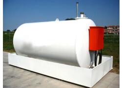 cisterna gasolio serbatoio gasolio 20.000 - 25.000 - 30.000