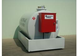 Cisterna gasolio serbatoio gasolio 1500 litri