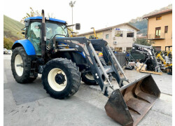 New Holland T6050  RANGE COMMAND Usato