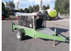 Motore Fiat 110 hp per pompa irrigazione