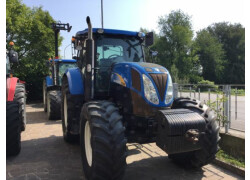 New holland   t6080 power command Usato