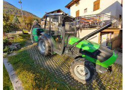 Deutz-Fahr AGROPLUS 405 F ECO LINE Usato