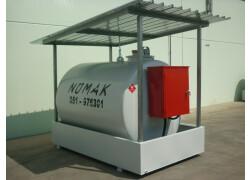 cisterna gasolio serbatoi gasolio 5000 litri
