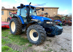New Holland TM 155 RANGE COMMAND Usato