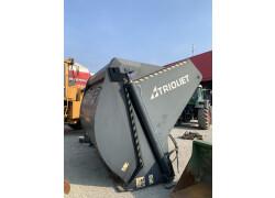 TRIOLET Pala Desilatrice Mod. TRMS S 400 Nuovo