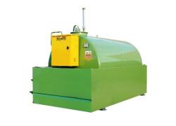 Serbatoio contenitore - distributore mobile per gasolio EMILIANA SERBATOI MODELLO: TANK FUEL