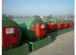 Cisterna gasolio serbatoio gasolio nuovi di fabbrica