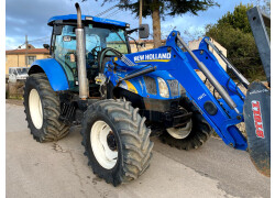 NEW HOLLAND T6030 Usato