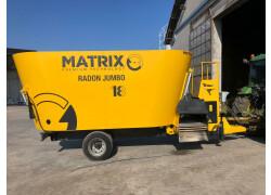 Italmix Matrix radon jumbo Nuovo