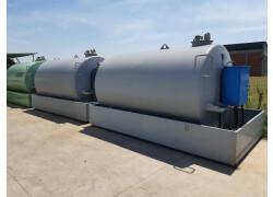 cisterna gasolio - serbatoio gasolio 9000 litri